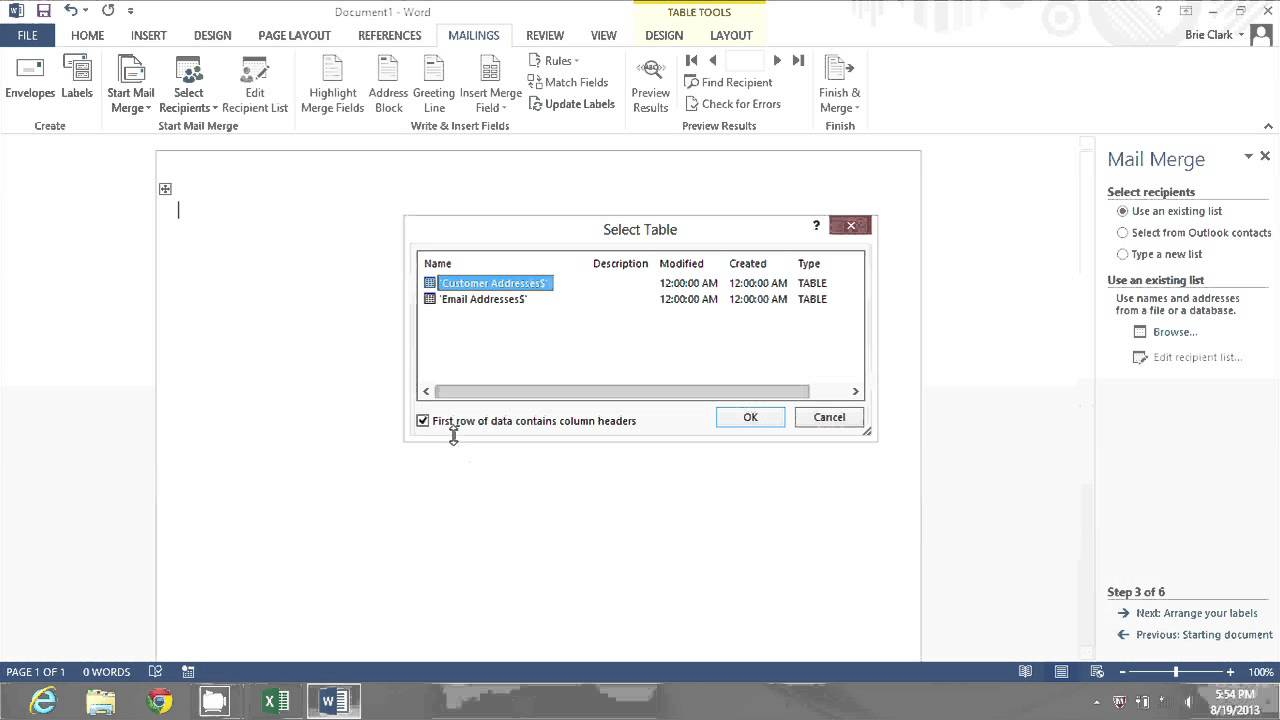 Excel Microsoft Office Tips