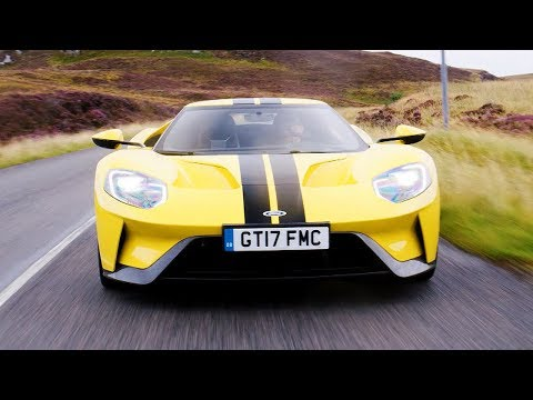 Choosing The Performance Car Of The Year 2017 - Top Gear