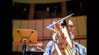 Holst - The Planets - MARS, Tenor Tuba Excerpts