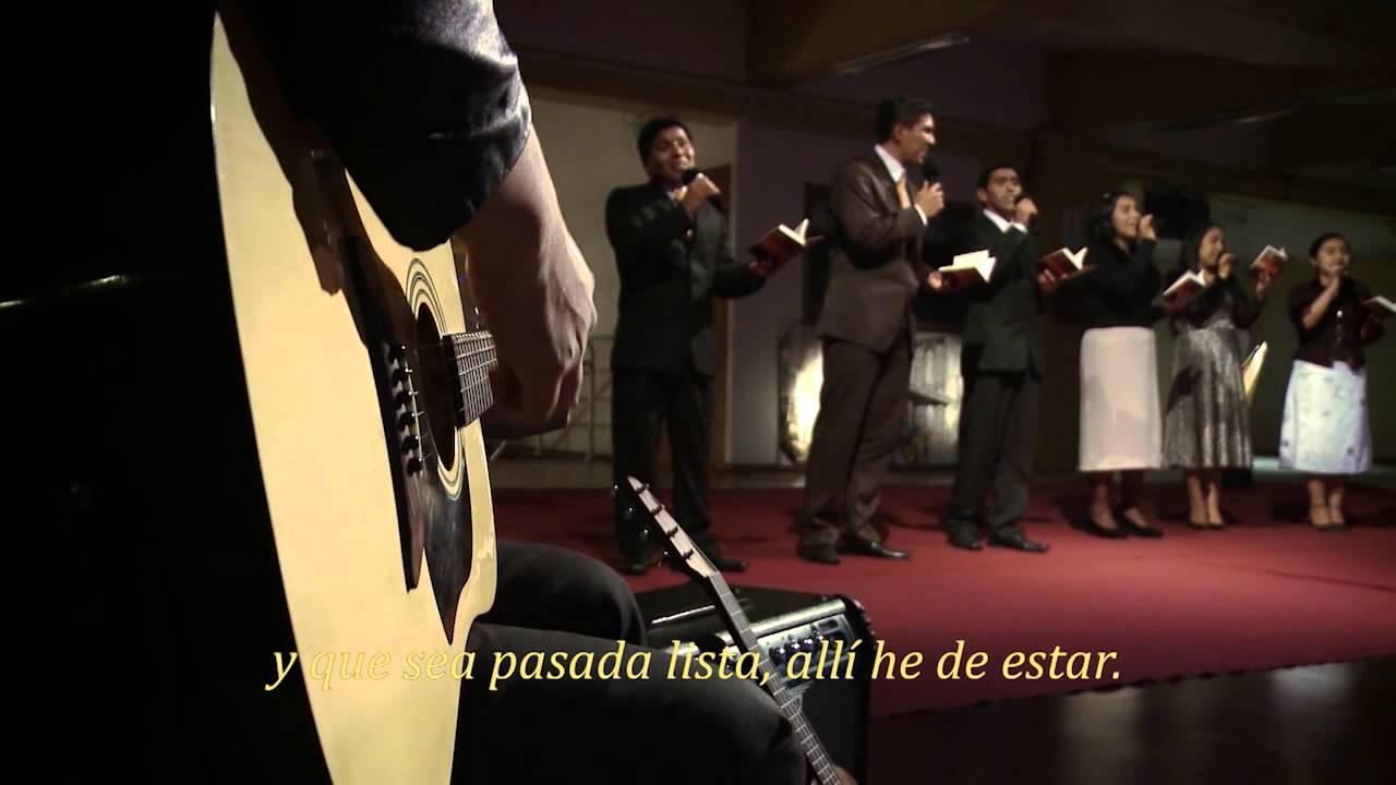 Cuando Allá Se Pase Lista l Himnos y Coros l Bethel Televisión