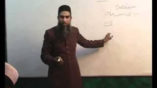 Arabi Grammar Lecture 08 Part 02  عربی  گرامر کلاسس