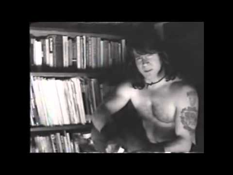 Glenn Danzig Interview  on the topic of books