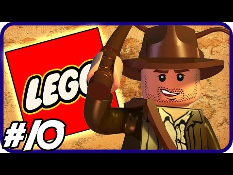 LEGO Indiana Jones and The Temple of Doom - Part 10 - Big Thuggee Fight