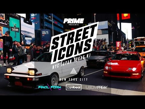 PRIME presents: STREET ICONS