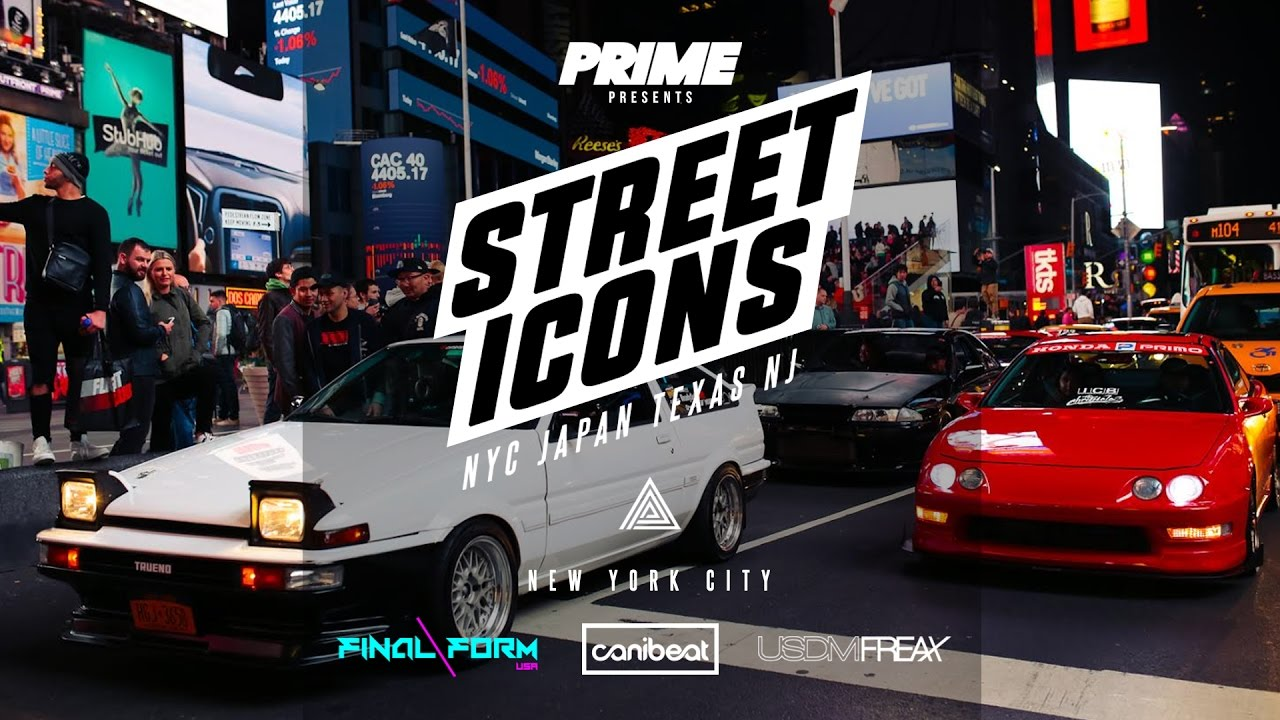 prime presents street icons youtube
