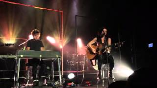 Lights- Meteorites (live acoustic)