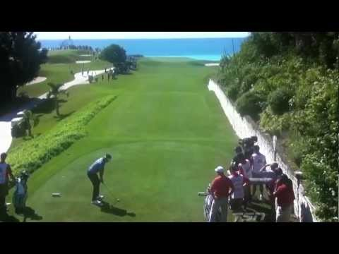 2012 PGA Grand Slam of Golf Day 1 Part 1