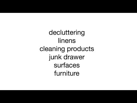 Decluttering My Whole Life Part 4