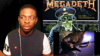 Megadeth-Holy Wars...The Punishment Due