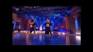 Bollywood Hold Dans (2 hold) - Vild Med Dans 2013 Runde 8