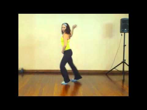 zumba in motion(with ilanit)-  Salsa basic steps