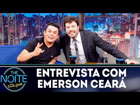 Entrevista com Emerson Ceará  The noite 251018