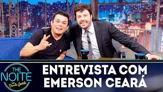 Baixar Entrevista com Emerson Ceará | The noite (25/10/18)