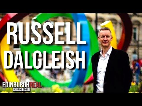 Russell Dalgleish - Lessons From Silicon Valley | Edinburgh Real (now Inspired Edinburgh)