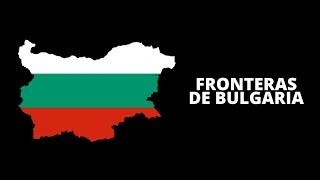 Fronteras de Bulgaria