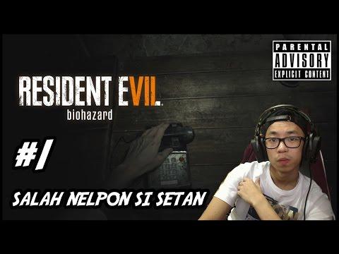 Lazy Play - Resident Evil 7 ( Telpon Salah Sambung )
