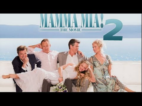 Mamma Mia Here We Go Again Official Teaser 2018[HD]