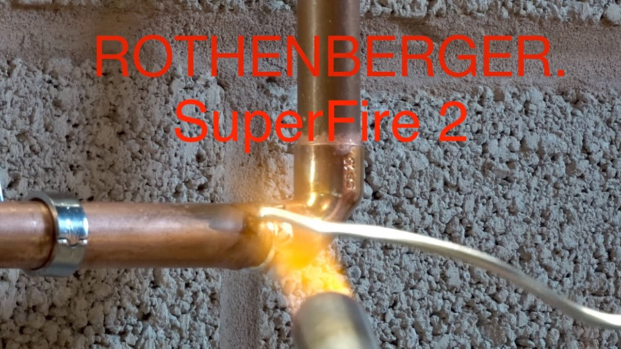 The Best Soldering Torch For Plumbers