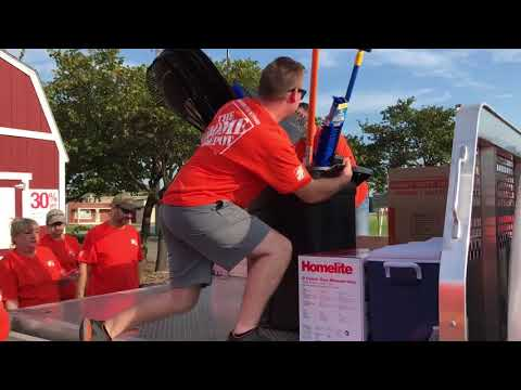 Home Depot in Tulsa Team Depot Event 8/10/17