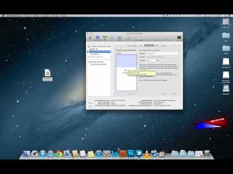 Instalar Mountain Lion desde USB