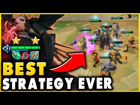 *BEST TFT GUIDE* THIS STRATEGY WILL WIN YOU EVERY GAME (TEAM FIGHT TACTICS) - League of Legends thumbnail