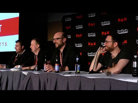 PAX East 2017: The Giant Bomb Panel