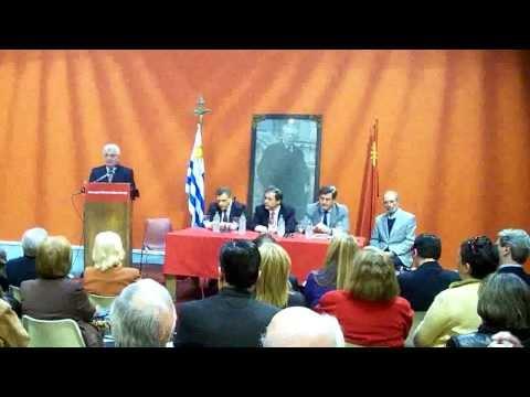 Uruguay - Homenaje a Don José Batlle y Ordóñez - 3