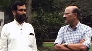 Walk The Talk with Ram Vilas Paswan (Aired: August 2008)