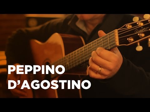 L.R. Baggs Sponsored Artist - Peppino D'Agostino Plays Acoustic Spirit