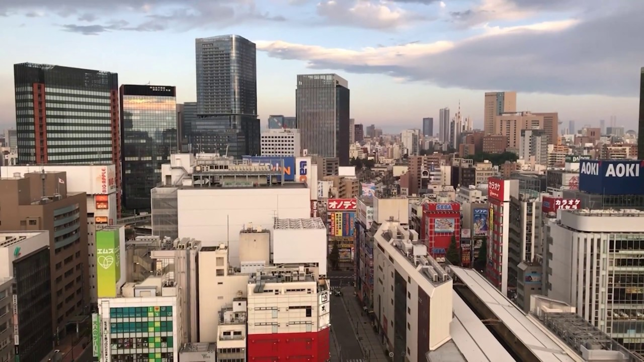 Return to Japan (Day 1) - Arrival and Akihabara