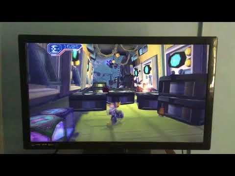 Ratchet & Clank 2: Going Commando Playthrough: Planet Dobbo ( 1st Half )