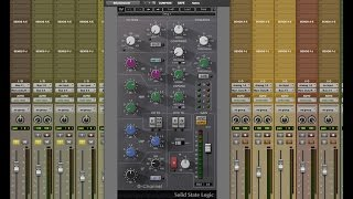 Mixing With Mike Plugin of the Week: Waves SSL G Channel