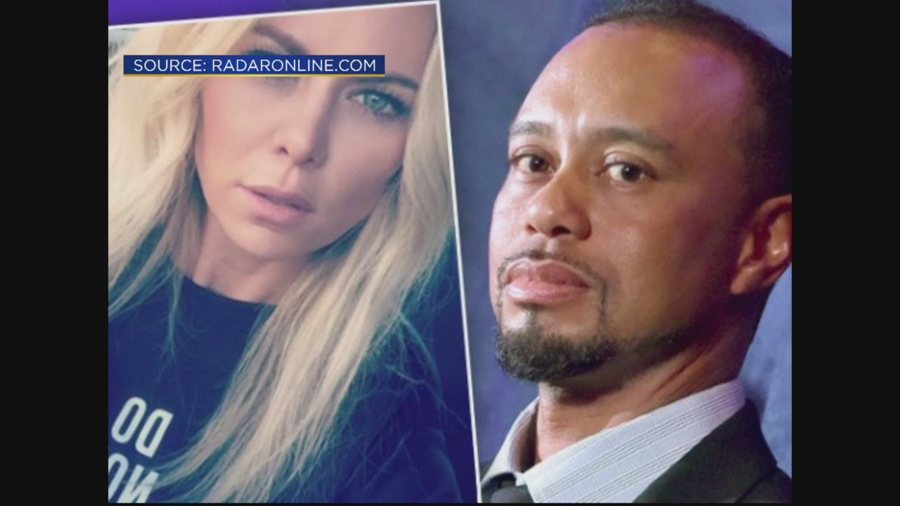 Does Tiger Woods have a new girlfriend?
