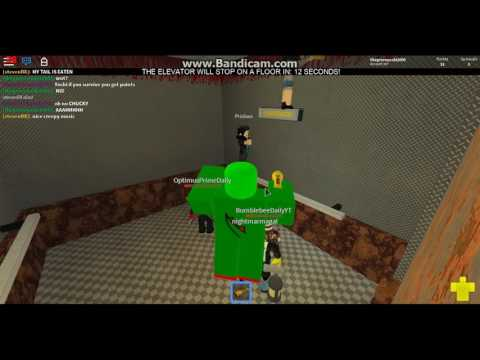ROBLOX The Scary Elevator