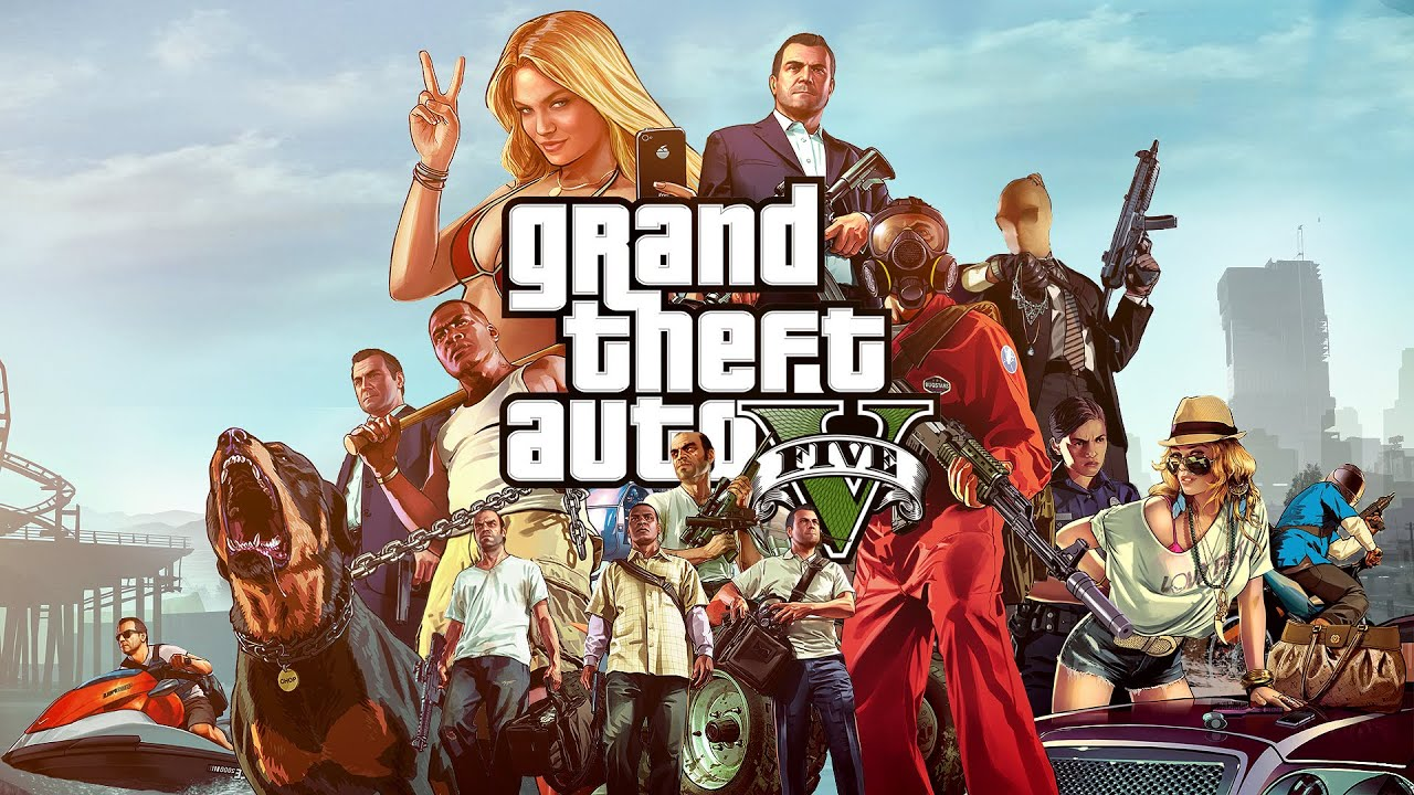 How To Get Grand Theft Auto V For Free On Pc Windows 7 8 10