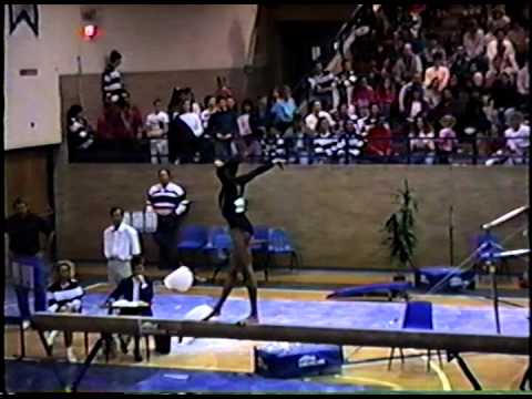 Betty Okino - Balance Beam - 1989 Jr. American Classic streaming vf
