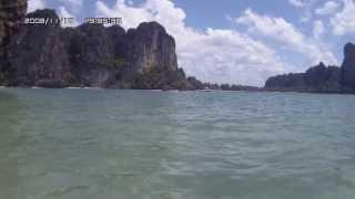 Рейли, Тайланд(Полуостров Рейли, Краби, Тайланд. Подробно на сайте самостоятельных путешествий http://samotrav.ru., 2013-04-13T09:17:26.000Z)