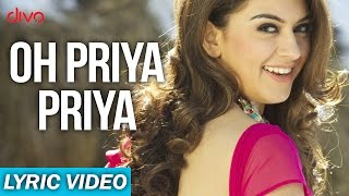 Oh Priya Priya - Uyire Uyire | Lyric Video | Anup Rubens | Adnan Sami, Chinmayi
