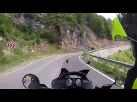 Rumunia 2015 cz. 1 wyprawa motocyklowa