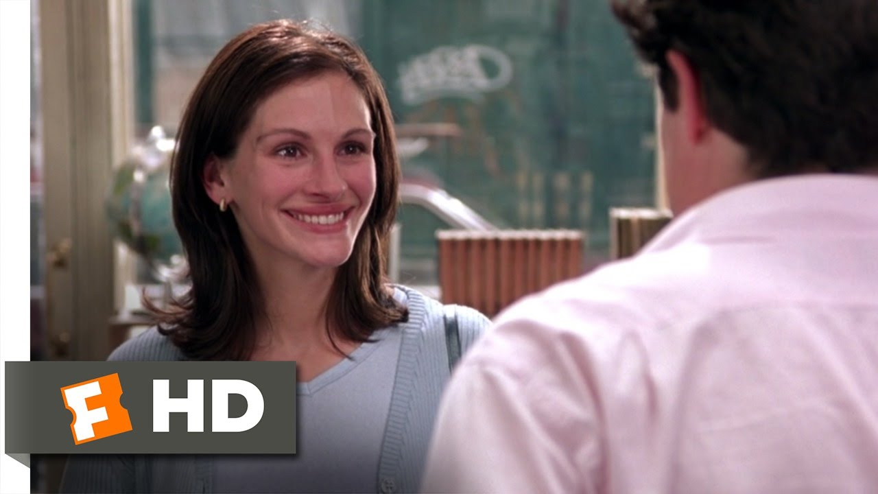 Notting Hill (9/10) Movie CLIP - Just a Girl (1999) HD - YouTube