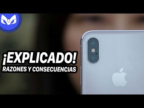 iPHONE X DESCONTINUADO