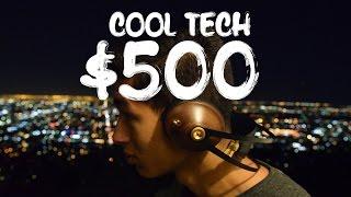 cool tech under 500 2016