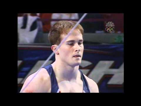 Paul Hamm - High Bar - 2004 Visa American Cup