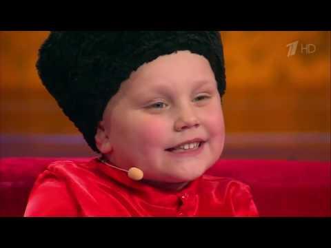 Лучше всех! Маленький казак Иван Шуваров!