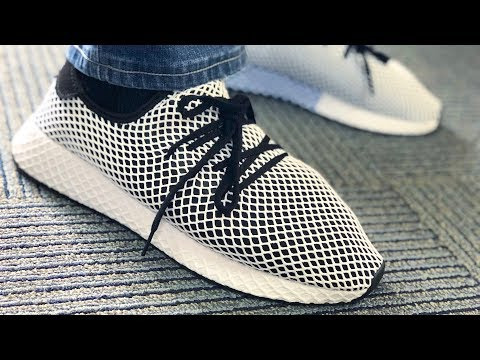 adidas DEERUPT On-feet and Review: After 25,000 Steps