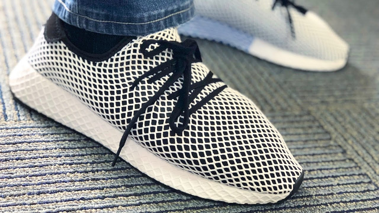 Pigmento Opresor Coordinar  adidas DEERUPT On-feet and Review: After 25,000 Steps - YouTube