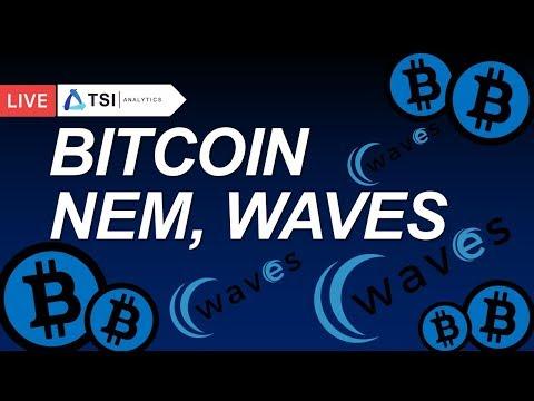 BITCOIN, NEM, WAVES. Актуальный анализ биткоина | Прогноз цены на Биткоин, Нем, Вэйвс, Криптовалюты
