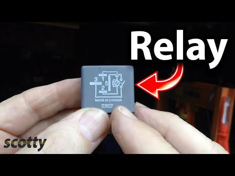 How Electrical Relays Work in Your Car - Electrical Troubleshooting