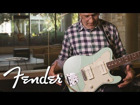 Inside The Parallel Universe Jazz Tele | Parallel Universe | Fender
