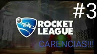 Road To PLATINO 2vs2|Rocket league #3